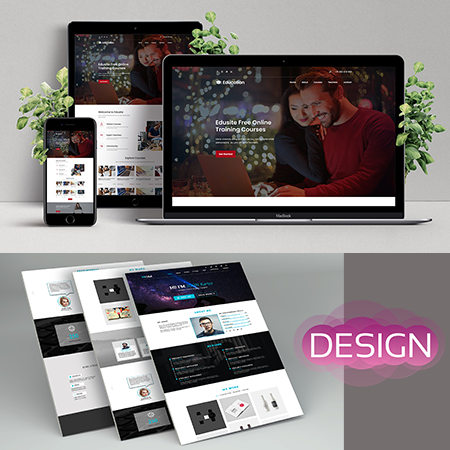 Responsive Project by The Growth Agency