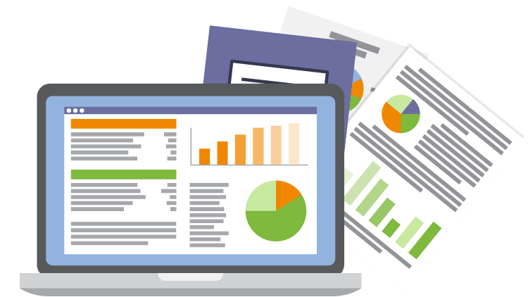 detailed reports orange county SEO company